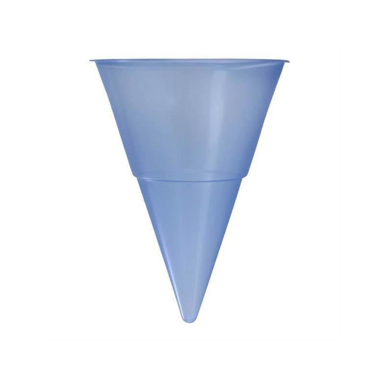 blue-cone-water-cups
