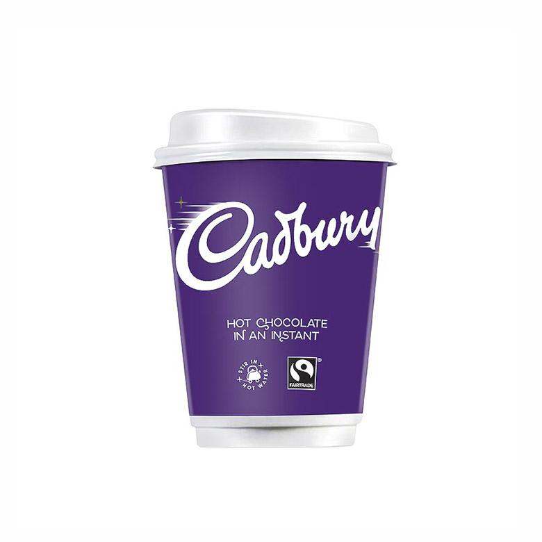 Kenco2go Cadburys Hot Chocolate 12oz X 8 Cups