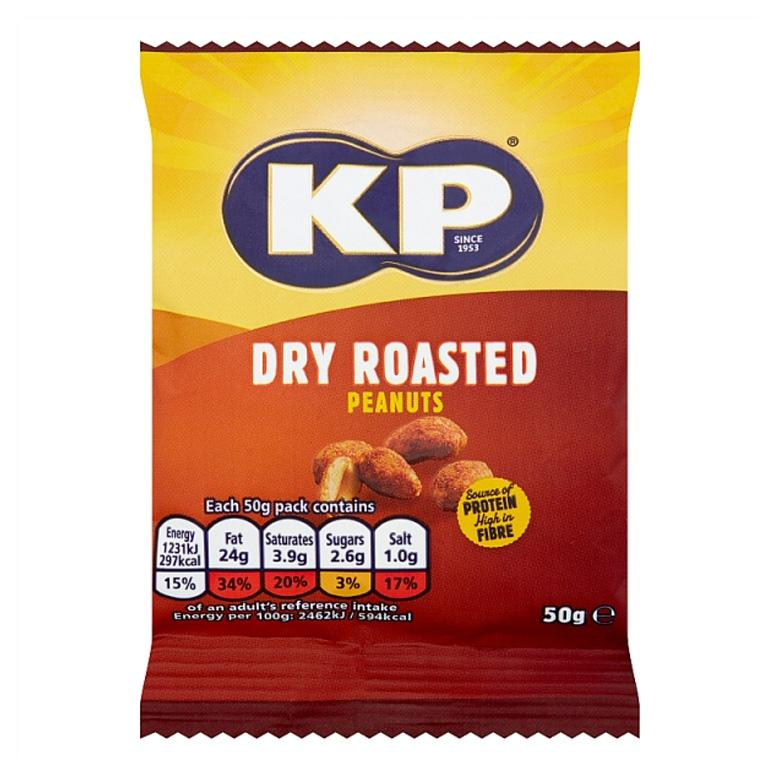 kp-dry-roasted-peanuts-50g