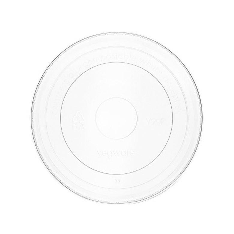 vegware-pla-8oz-soup-cold-lid