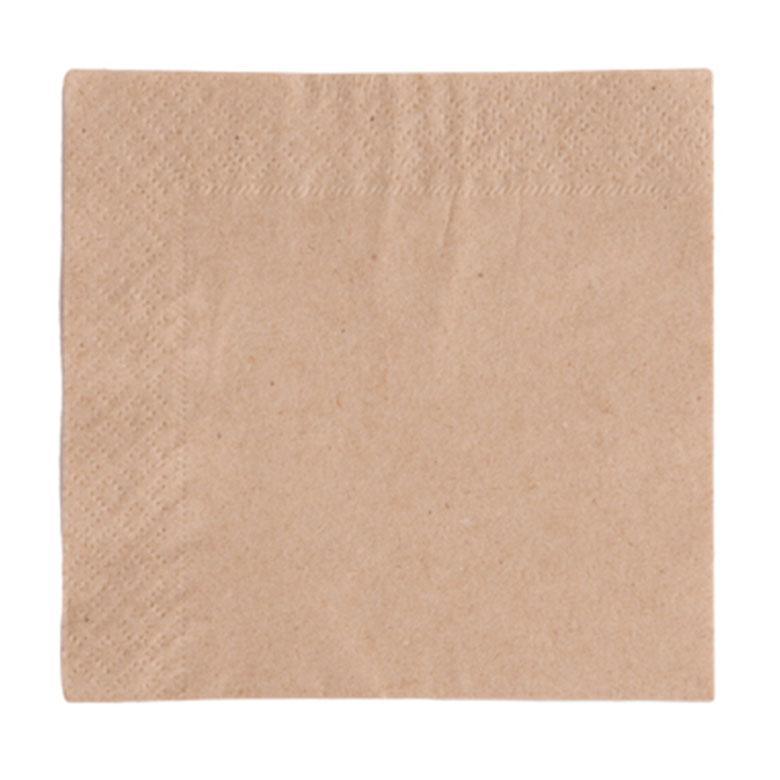vegware_2s4000_24cm_2-ply_unbleached_napkin_4000